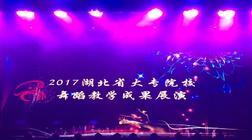 2017湖北省大专院校舞蹈教学成果展演